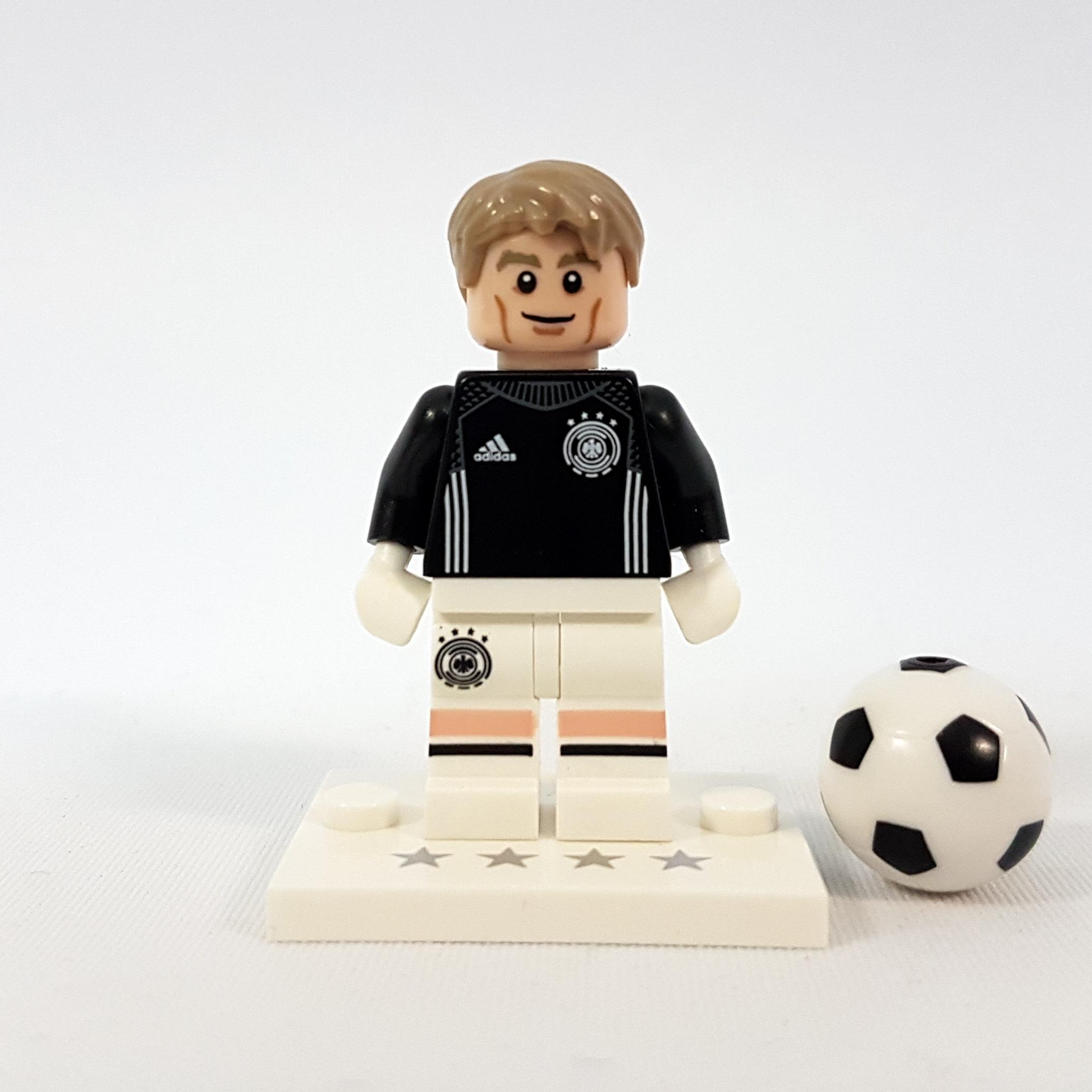 Lego 71014 Figur Dfb Die Mannschaft Manuel Neuer Nr 1 Neu Ovp