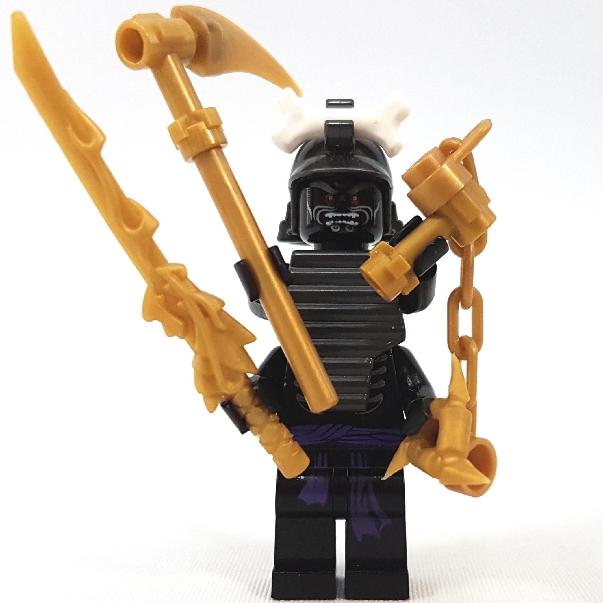 Lego® Figuren 10 Stück jeweils mit Zubehör und Kopfbedeckung