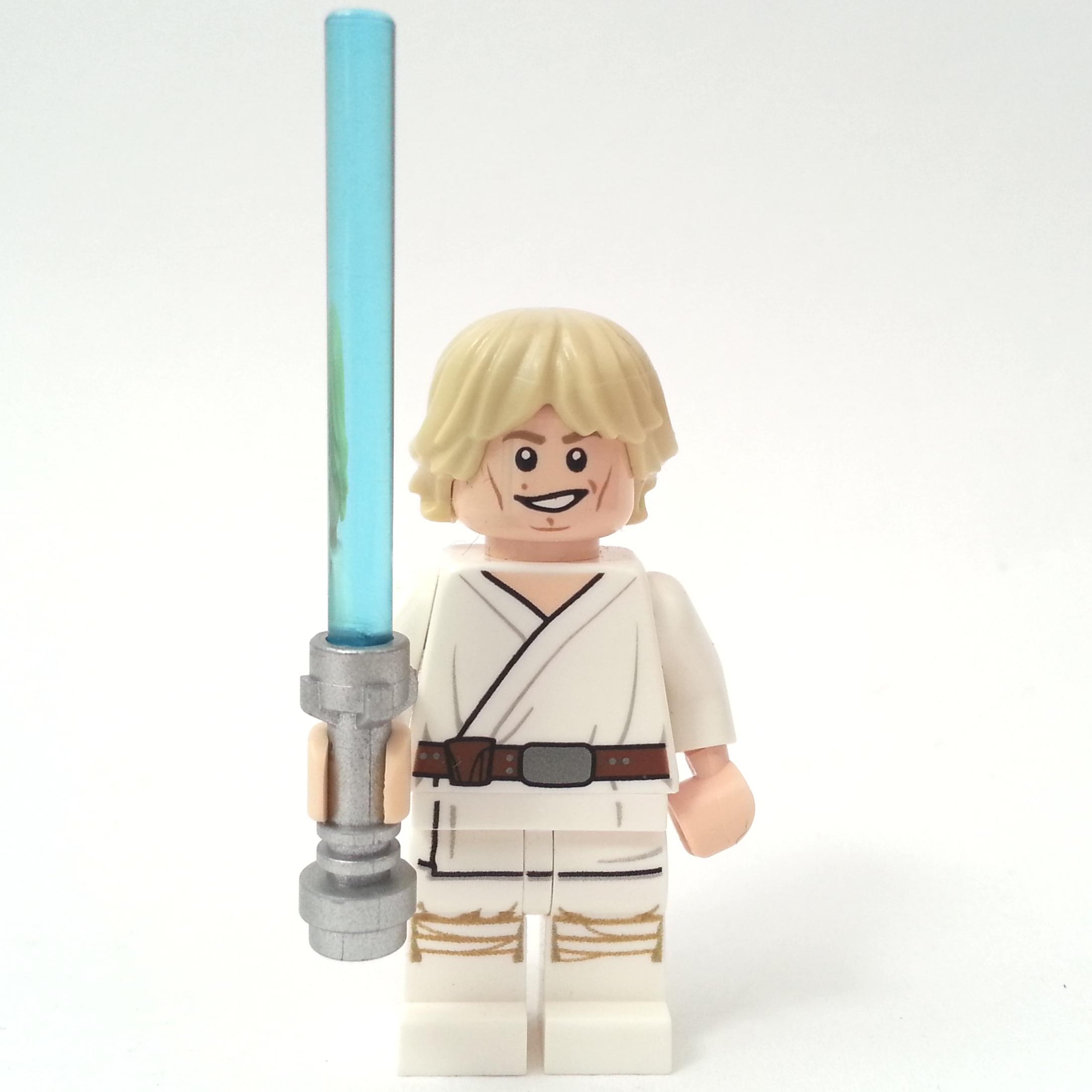 LUKE SKYWALKER aus Set 75052 75059 Lego Star Wars Figur